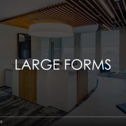OCL Large Forms