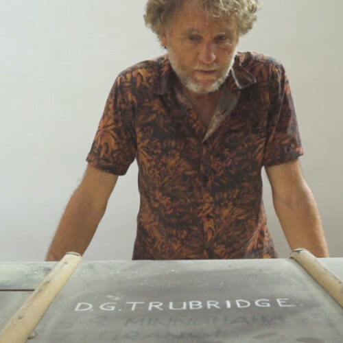 David Trubridge Guided Tour