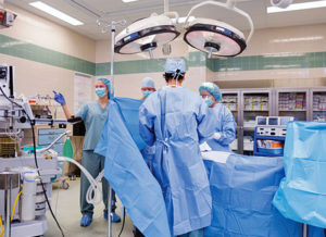 Continuous Disinfecting: The Future of Fighting Hospital Acquired Infections